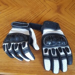 Women's Motorcycle Gloves size small